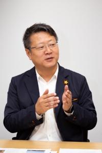 芝浦工業大学教授で、ビルディングランドスケープ代表の山代悟氏(写真:浅田 美浩)
