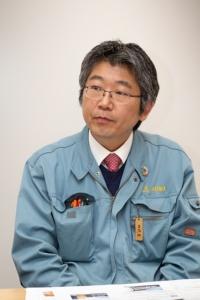 青木工務店代表で、JBN 中大規模木造委員会 委員長の青木哲也氏(写真:浅田 美浩)