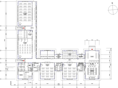 1階平面図(資料:かなで建築設計)