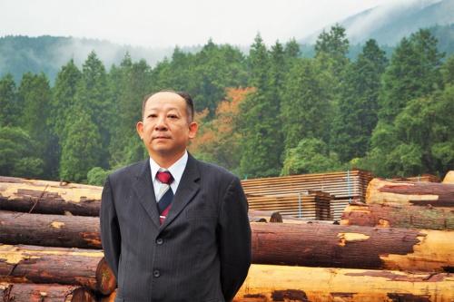 本藤 幹雄(ほんどう みきお) 愛媛県久万高原町地域林政アドバイザー