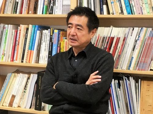網野 禎昭(あみの よしあき) 法政大学デザイン工学部建築学科教授