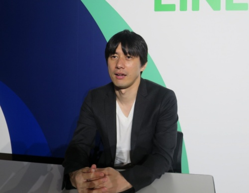 LINE Blockchain Labの那須利将氏