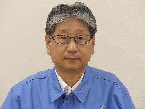 図2 日本航空電子工業 航機事業部 事業部長代理の森元誠一氏