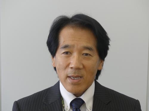 図2 マッハコーポレーション 代表取締役社長の赤塚剛文氏