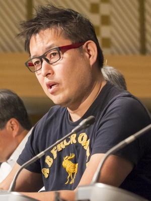 東急ハンズの長谷川秀樹執行役員オムニチャネル推進部長(当時、現在はメルカリのCIO)