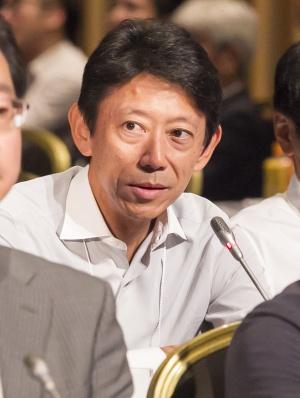 三菱商事の樋口毅IT企画部長兼コーポレートスタッフ部門CIO