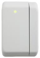 「インテリジェンスホーム」で提供する機器の例。左からドア・窓センサ、モーションセンサー狭域、モーションセンサー広域。いずれもVisonic(イスラエル)製(写真:イッツ・コミュニケーションズ)