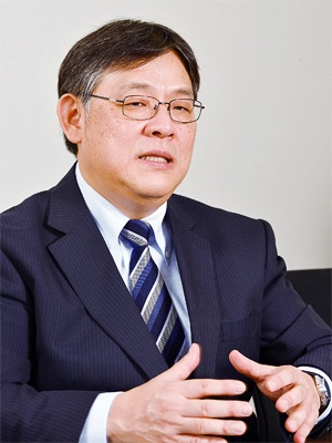 東京工業大学科学技術創成研究院准教授の佐藤千明氏