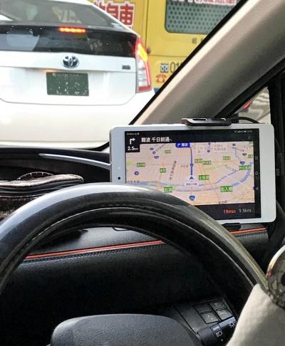 「DiDi」はタクシーの運転者向けアプリを提供する