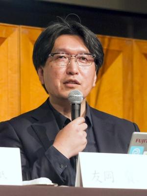 フジテックの友岡賢二常務執行役員情報システム部長