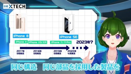 同じ設計を6年も使い回せるのは、元となったiPhone 8の設計の優秀さ、完成度の高さがあるからできることです!