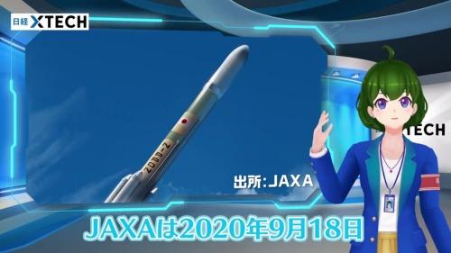 開発中の国産次期主力ロケット「H3ロケット」
