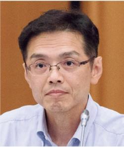 田川 進氏