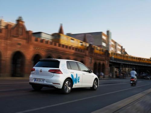 VWはモビリティーサービスに舵(かじ)を切る