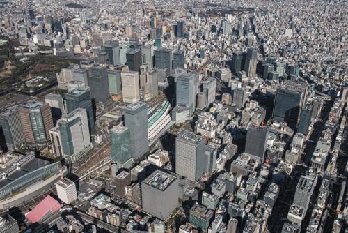 東京駅周辺~京橋、日本橋(写真:ITイメージング)