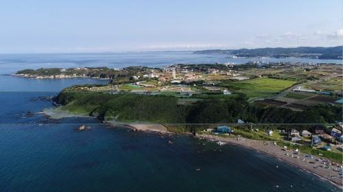 ソレイユの丘周辺の景観(写真:横須賀市)