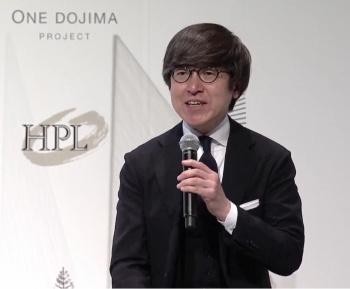 日建設計のチーフデザインオフィサーである大谷弘明常務執行役員(写真:日経クロステック)