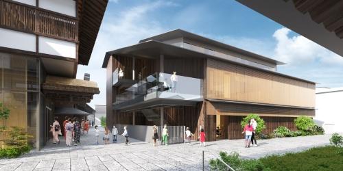 地域施設のイメージ。多目的室や児童館などを備える(資料:NTT都市開発)