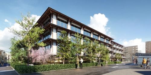 宿泊施設のイメージ(資料:NTT都市開発)