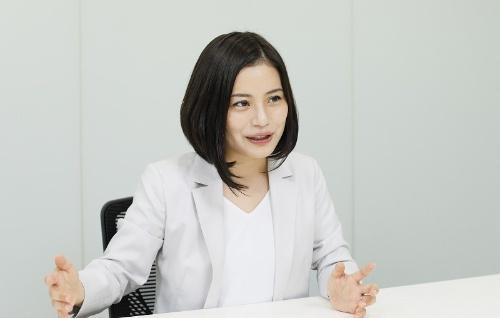 シナモンの平野未来代表取締役CEO