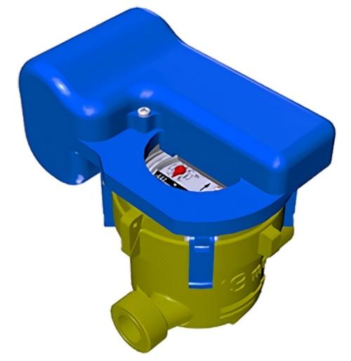 水道メーターをスマート化