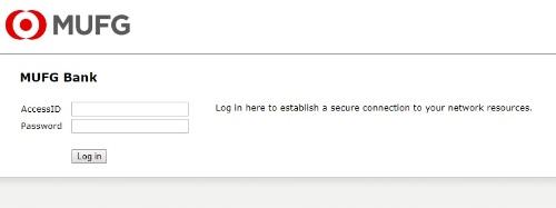 不正アクセスを受けたと思われるサービスのログイン画面