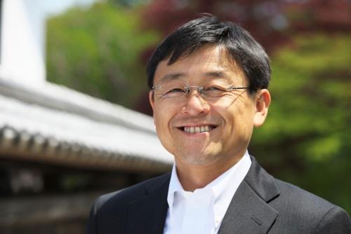 横瀬町町長の富田能成氏