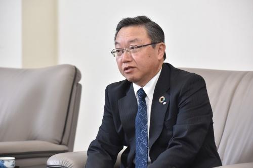 若林 宏之(わかばやし・ひろゆき)氏=デンソー 取締役副社長