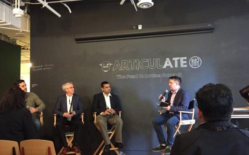 2019年4月16日に米国サンフランシスコで開催されたArticulATEの様子
