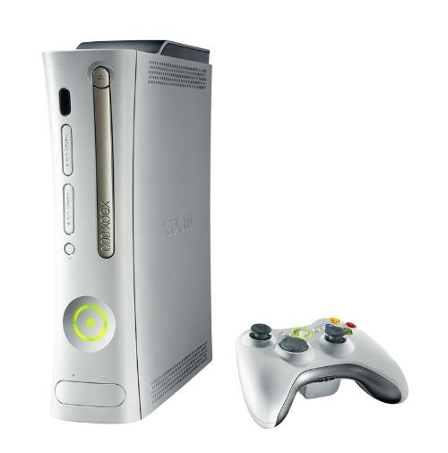 マイクロソフト「Xbox 360」