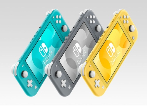 「Nintendo Switch Lite」(画像:任天堂)