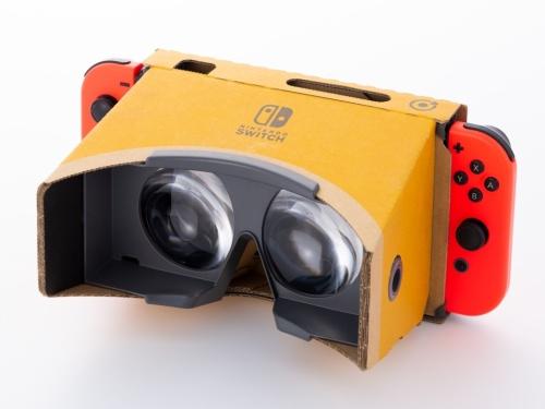 「Nintendo Labo Toy-Con 04:VR KIT」