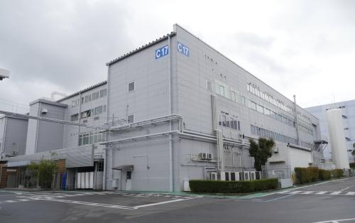 図1 エネファームを生産する草津工場のC17棟(出所:パナソニック)