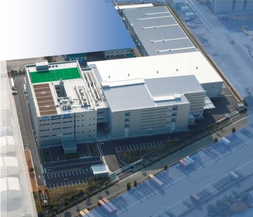 六甲事業所の敷地