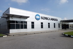 図1 コニカミノルタのマレーシア工場