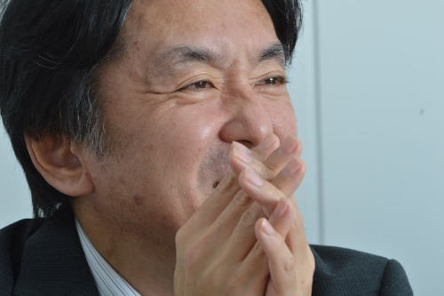 ニコン 映像事業部 開発統括部 第一設計部長 村上直之氏