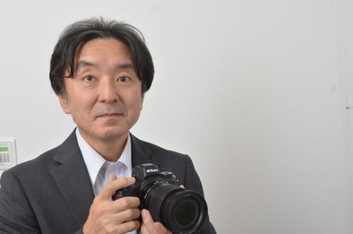 ニコン 映像事業部 開発統括部 第一設計部長 村上 直之氏