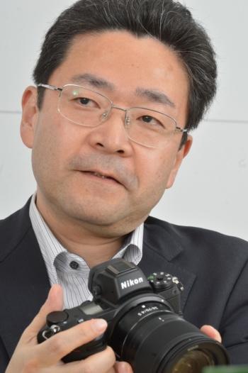 ニコン 光学本部 第三設計部長 鈴木剛司氏