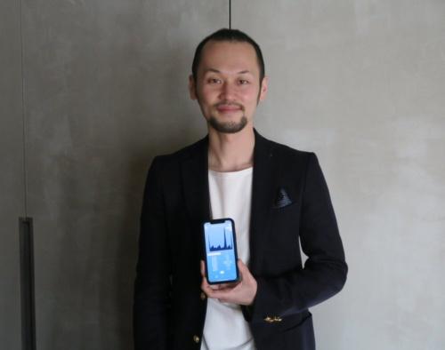 睡眠報酬制度を始めたCRAZY 代表取締役社長の森山和彦氏