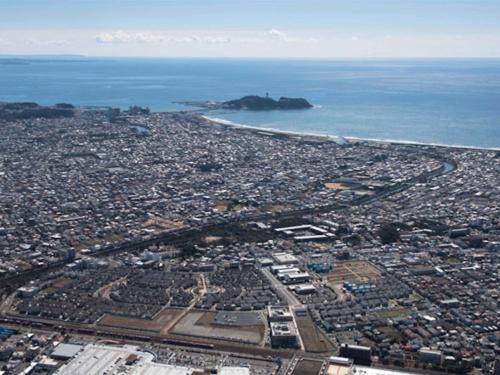 湘南の海が近いFujisawa SST