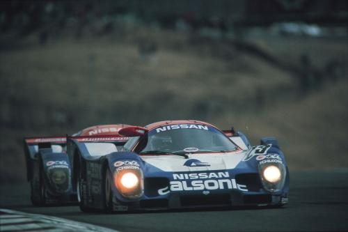 1991年富士500kmレースでの「Cカー」