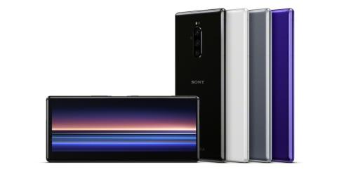 ソニーモバイルコミュニケーションズが発表したスマホのフラッグシップモデル「Xperia 1」