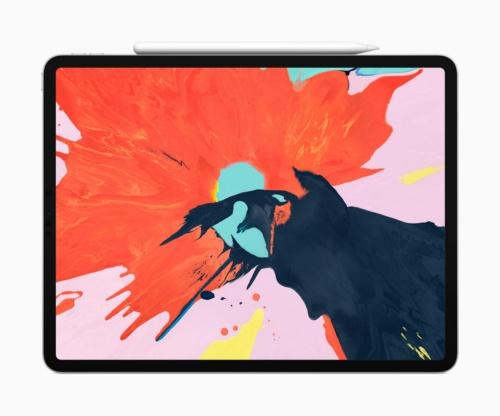 iPad Proの新機種(写真:アップル)