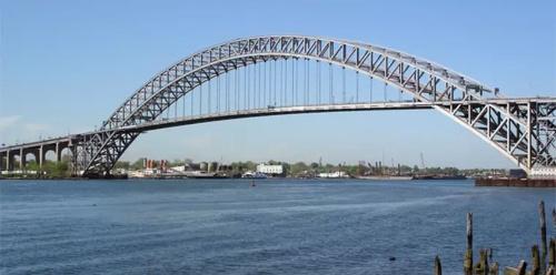 2014年に撮影したベイヨン橋(写真:ニューヨーク州議会)