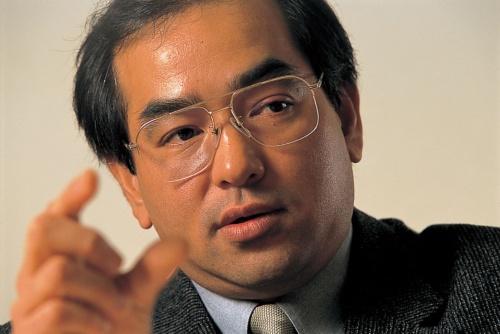 フィットの開発を指揮した松本宜之氏