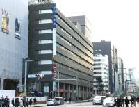 東京都中央区にある戸田建設の本社(写真:日経コンストラクション)