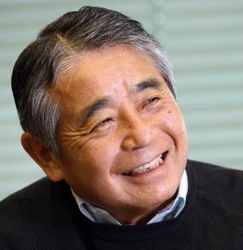 橘 正喜(たちばな・まさき)氏