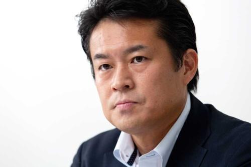 田中 研之輔(たなか・けんのすけ)氏