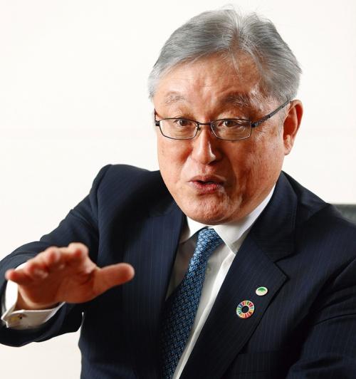 東原 敏昭(ひがしはら・としあき)氏