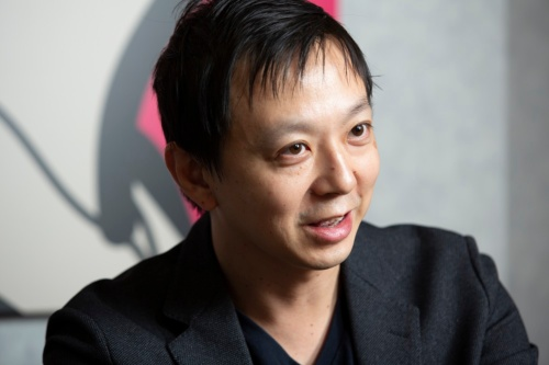 松岡 剛志(まつおか・たけし)氏